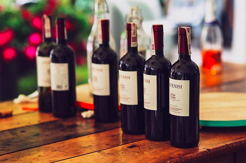 Shipping wine overseas